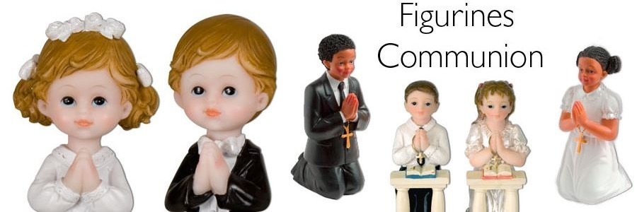 Figurines de Communion
